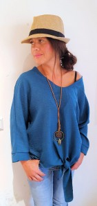 Top Liselot  + Ketting ( 2 Colors )