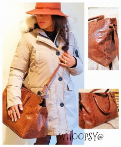 Tas Megan ( Real Leather )